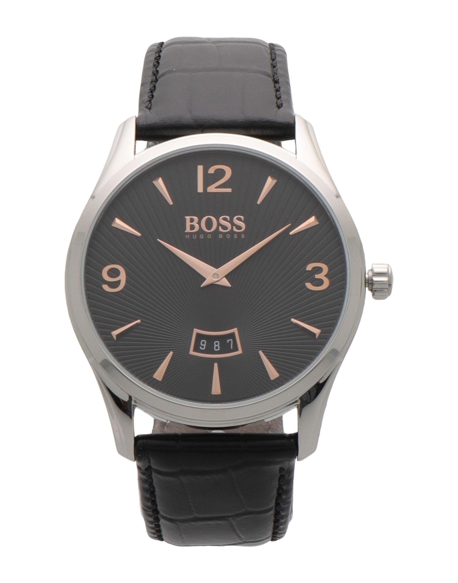 BOSS BLACK Наручные часы часы наручные tacs часы tacs nature l brown black