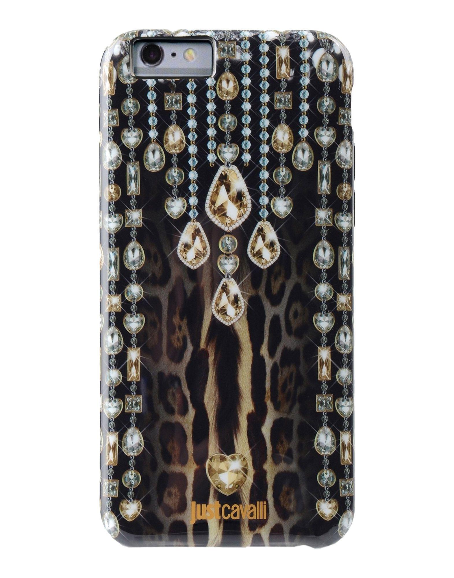JUST CAVALLI Чехол накладка just mobile tenc для iphone 6 6s plus прозрачный pc 169cc