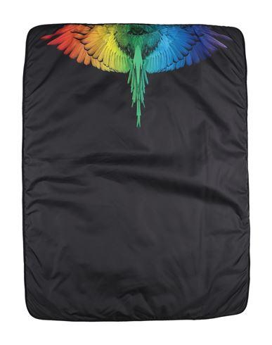Одеяльце для младенцев MARCELO BURLON. Цвет: черный
