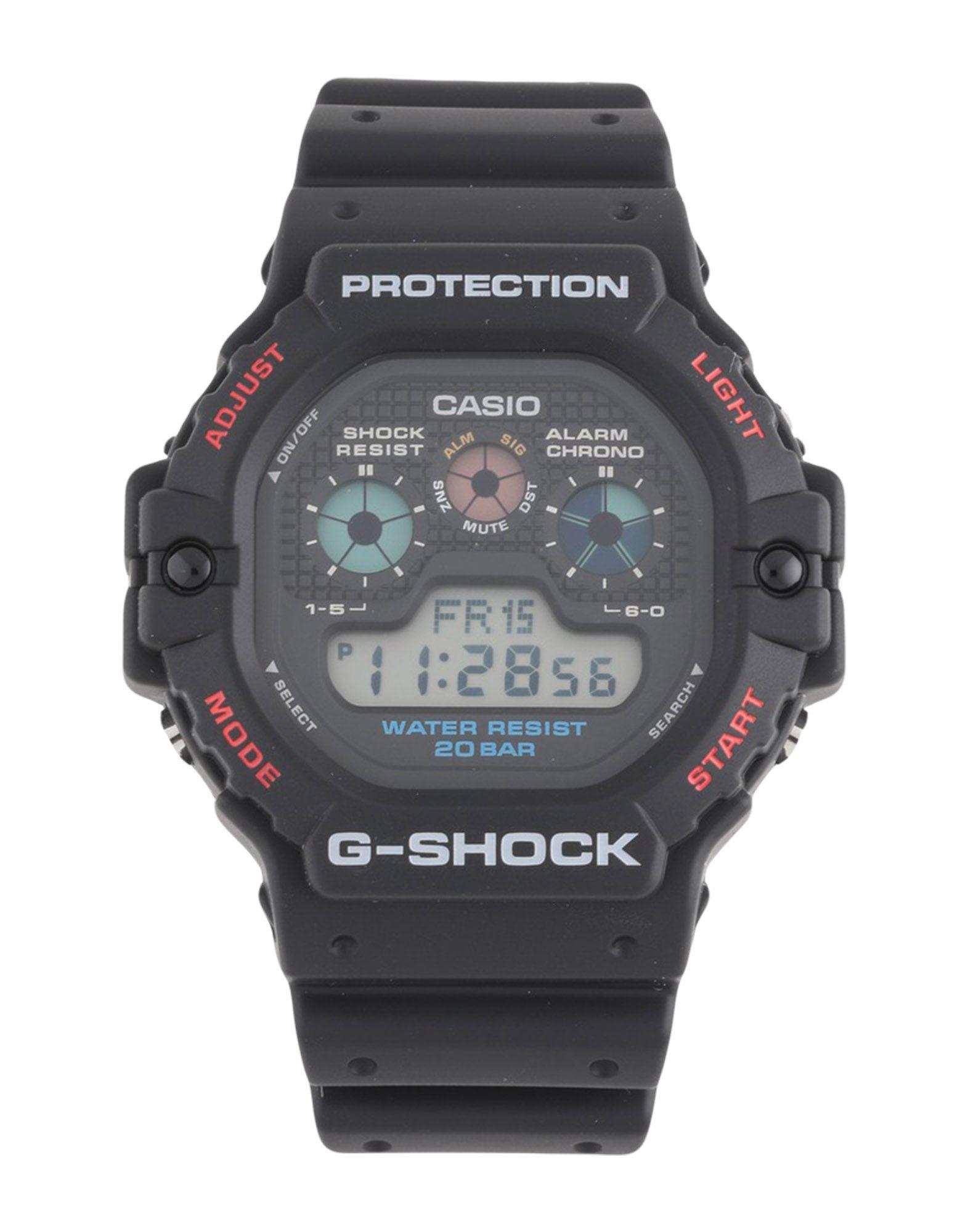 CASIO G-SHOCK Наручные часы casio g shock illuminator