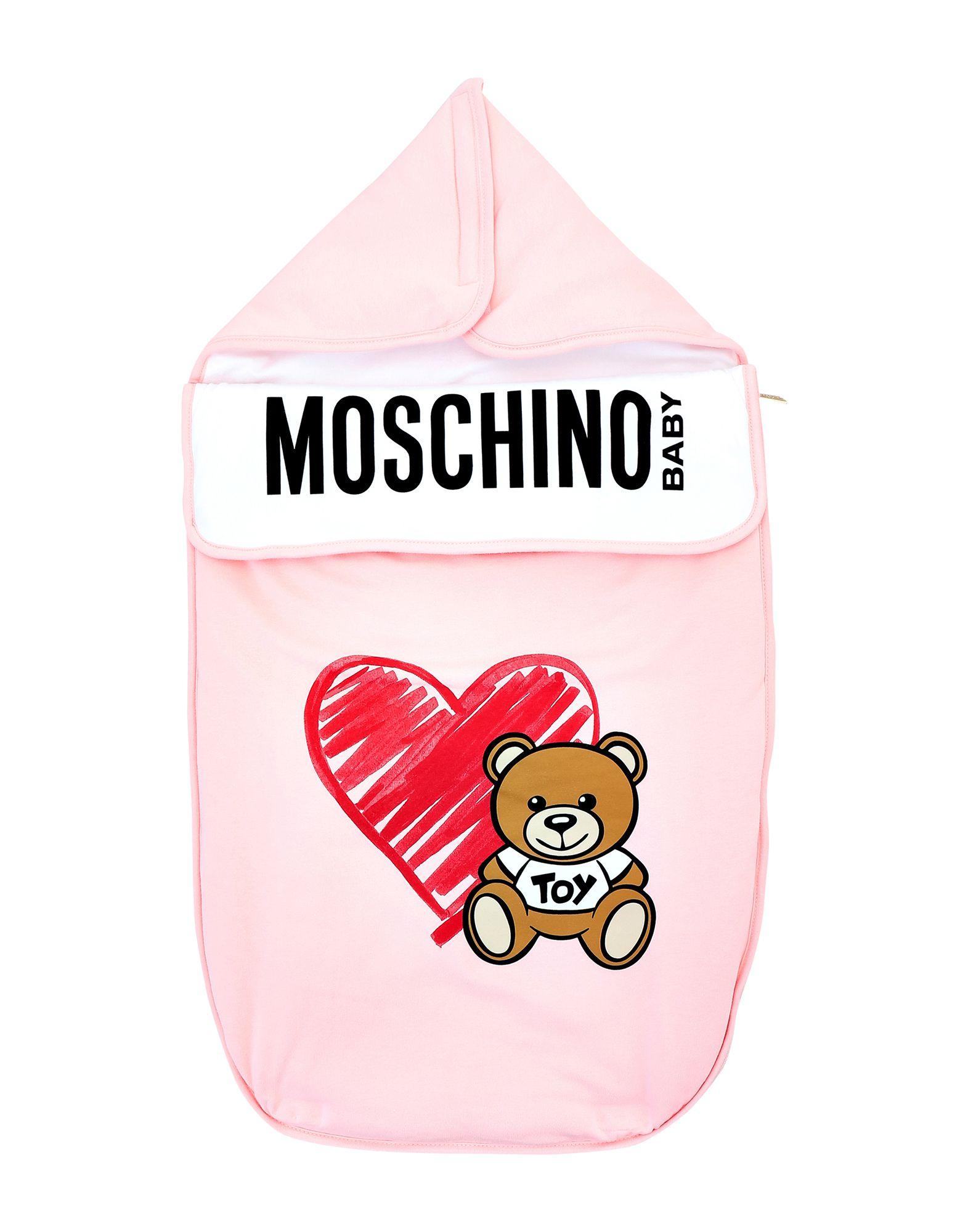 MOSCHINO Одеяльце для младенцев для младенцев подарок
