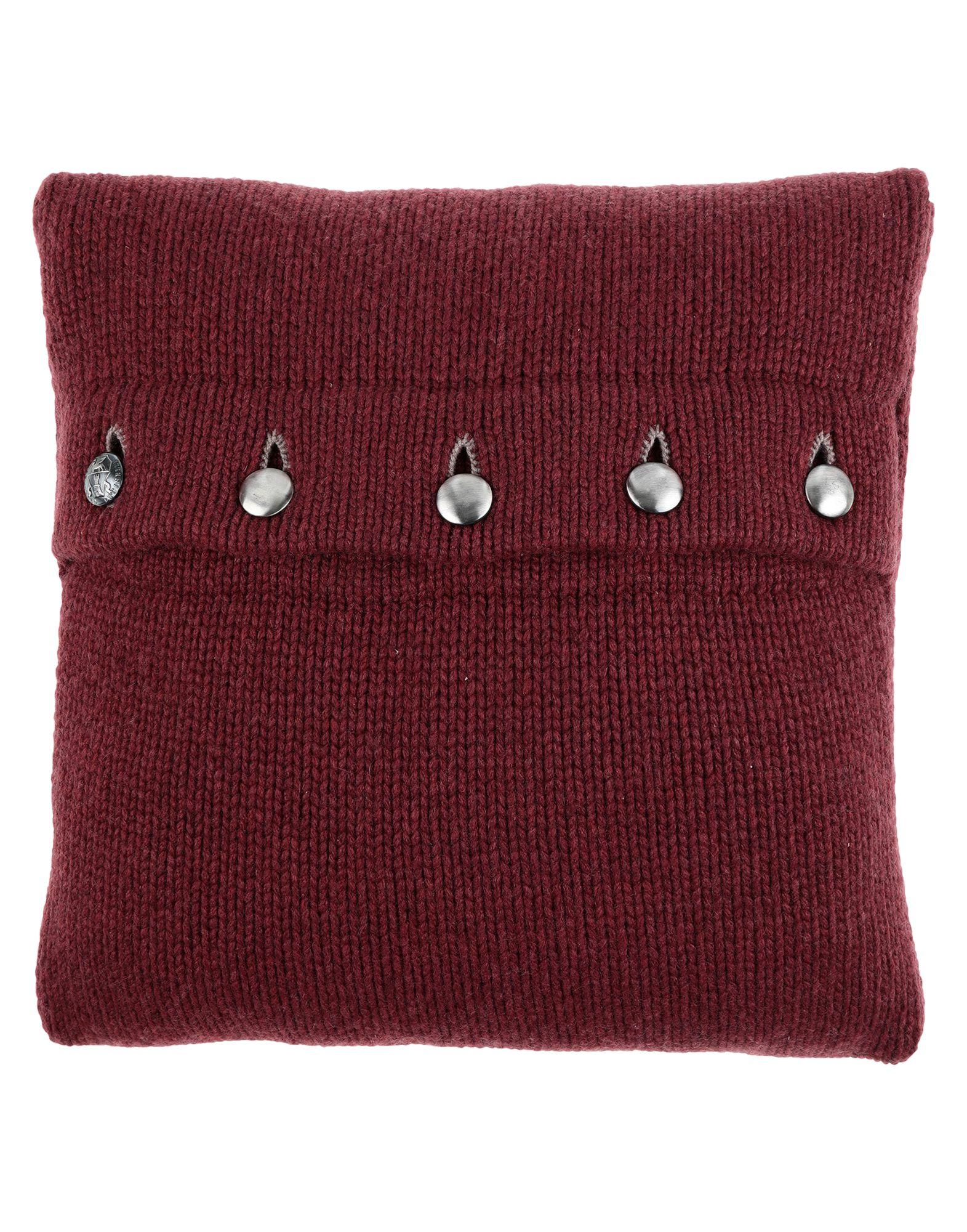 《期間限定セール開催中!》BRUNELLO CUCINELLI Unisex クッション ブラウン 紡績繊維