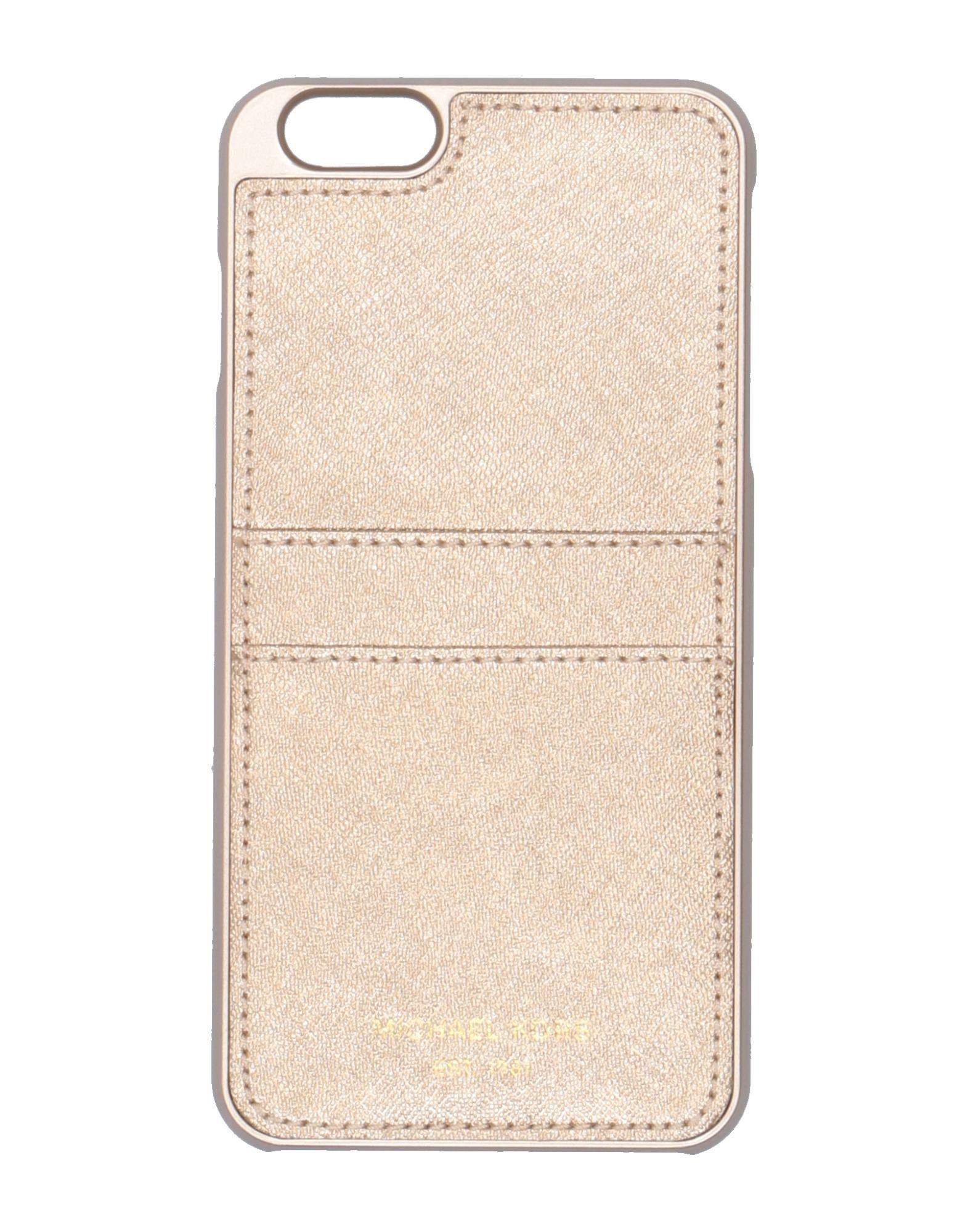 MICHAEL MICHAEL KORS Чехол michael kors чехол с золотистыми точками для iphone 7 8