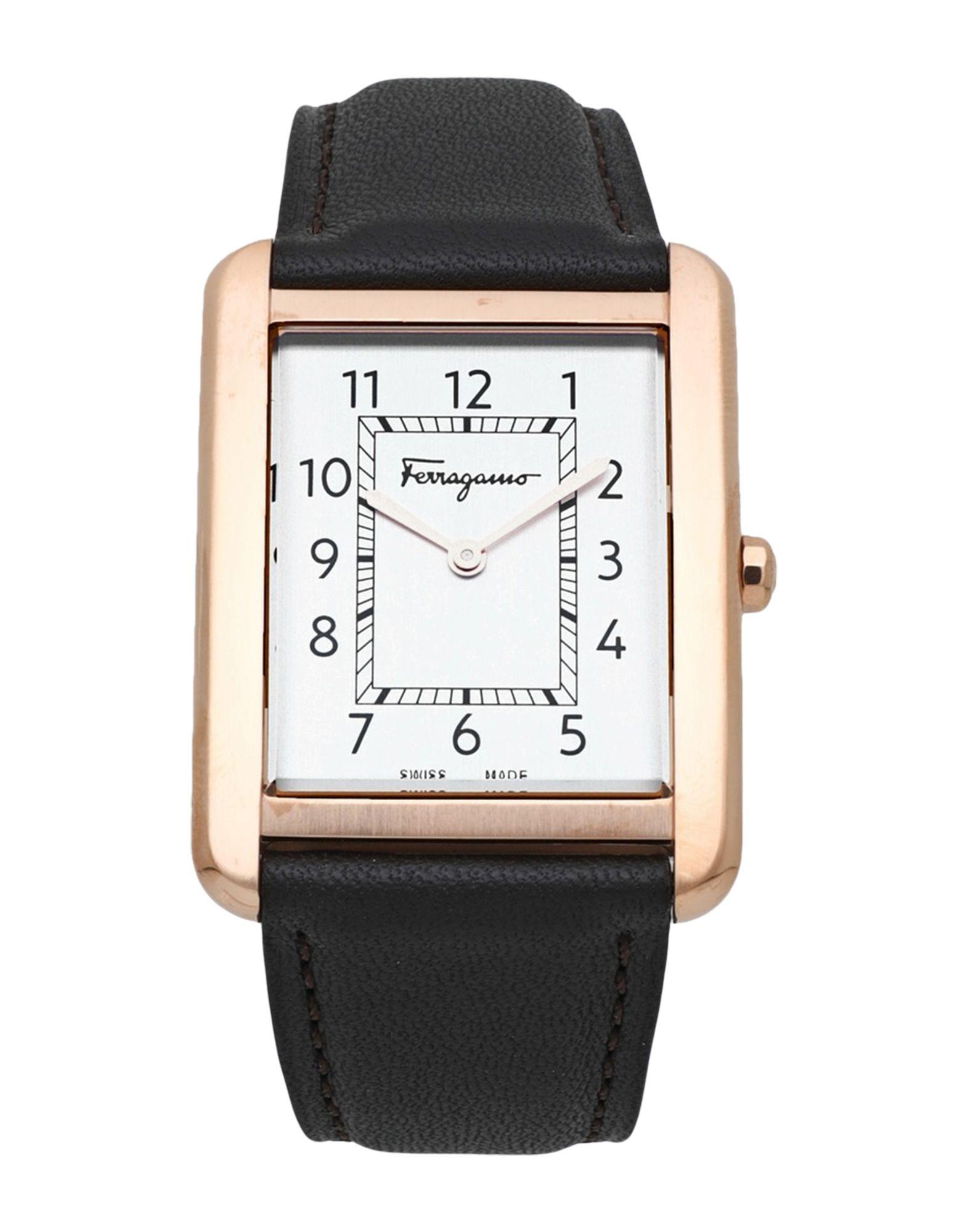 цена SALVATORE FERRAGAMO Наручные часы онлайн в 2017 году