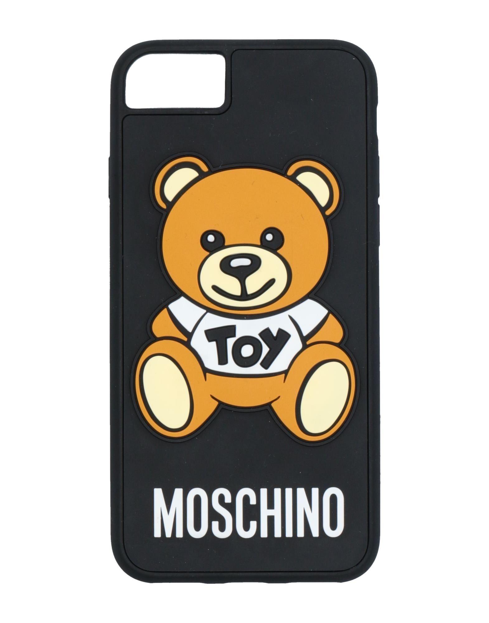 Фото - MOSCHINO Чехол кейс для назначение apple iphone 8 iphone 8 plus кейс для iphone 5 iphone 6 iphone 6 plus iphone 7 plus iphone 7 со стендом с окошком флип
