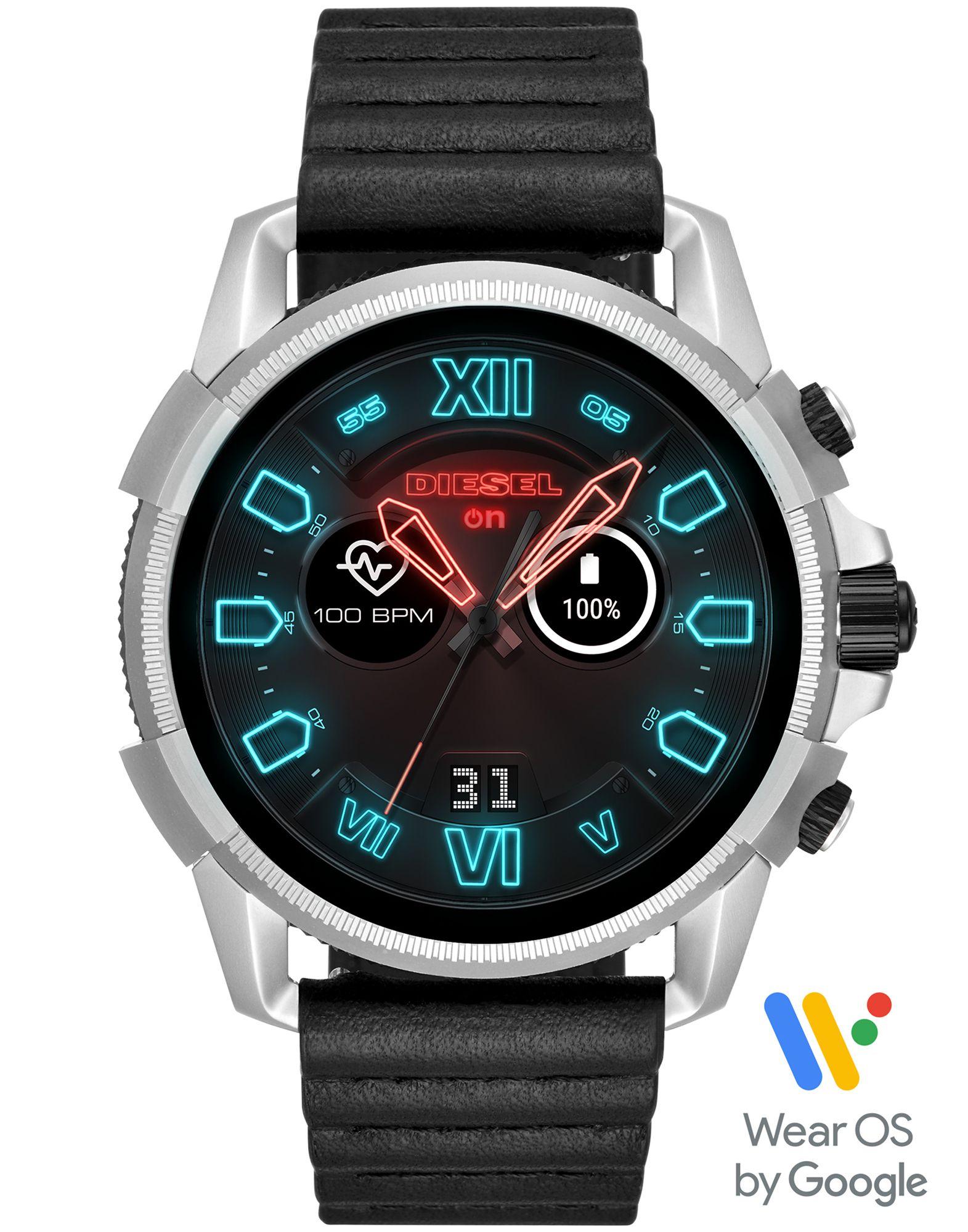 DIESEL Умные часы умные часы zdk s6 3989 голубой