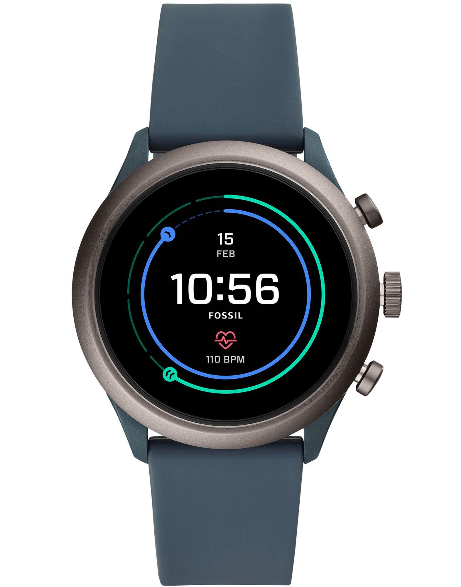 FOSSIL Умные часы умные часы zdk s6 3989 голубой