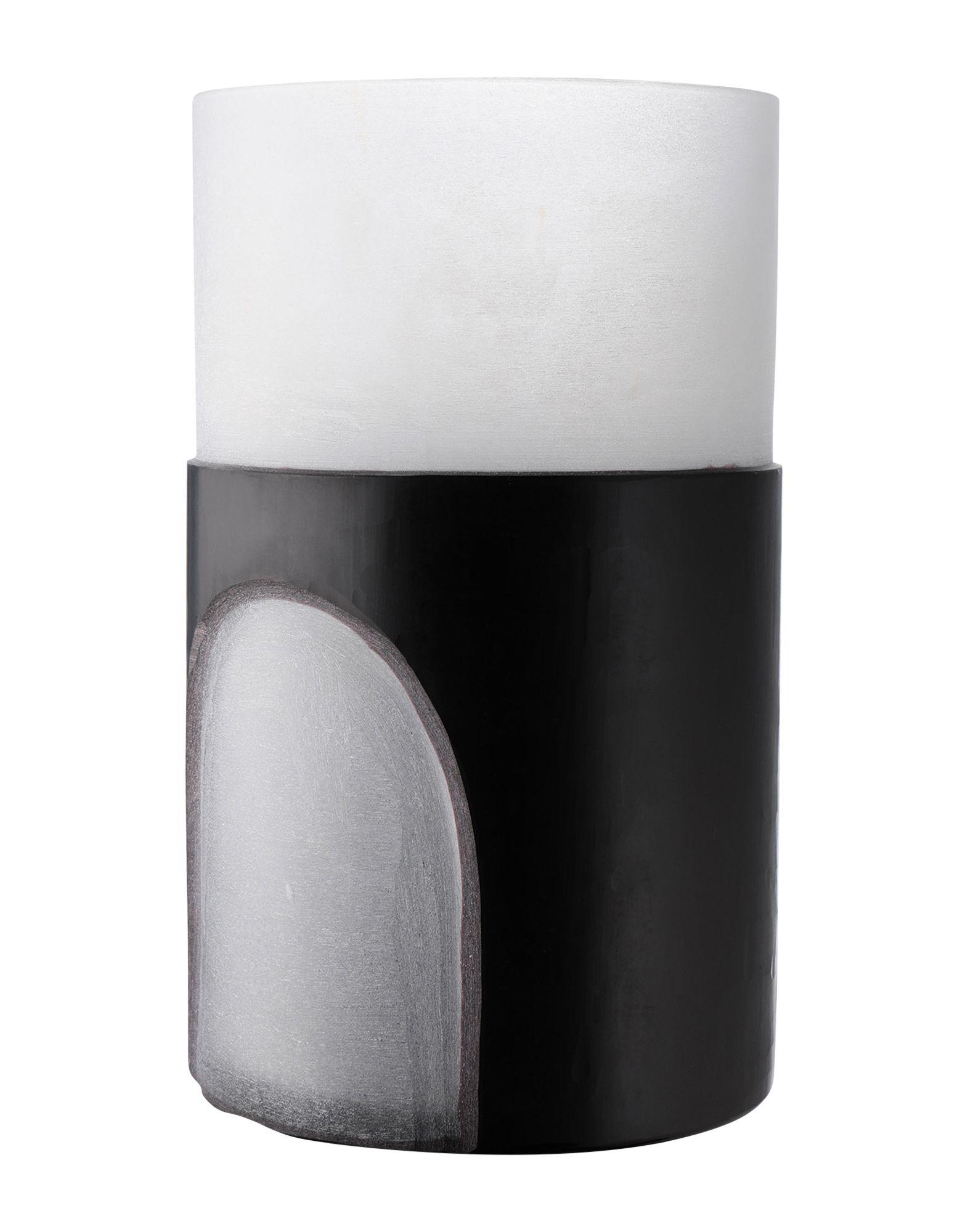 《セール開催中》TOM DIXON Unisex ベース ブラック ガラス 100%