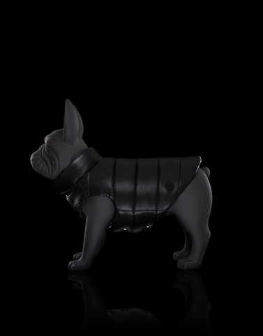MONDOG Black Moncler Poldo Dog Couture Genius Woman