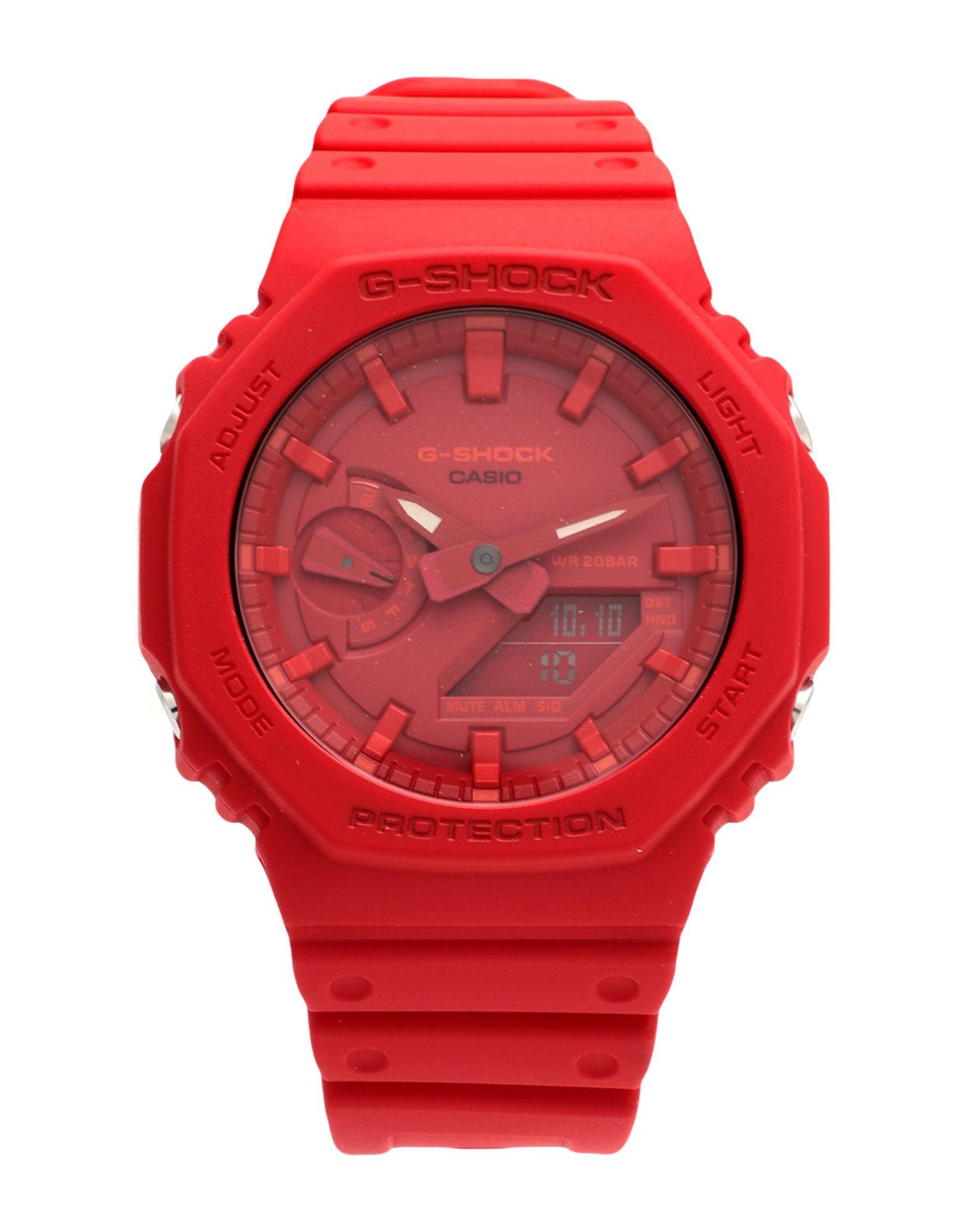 CASIO G-SHOCK Наручные часы наручные часы casio g shock gd x6900rd 4e