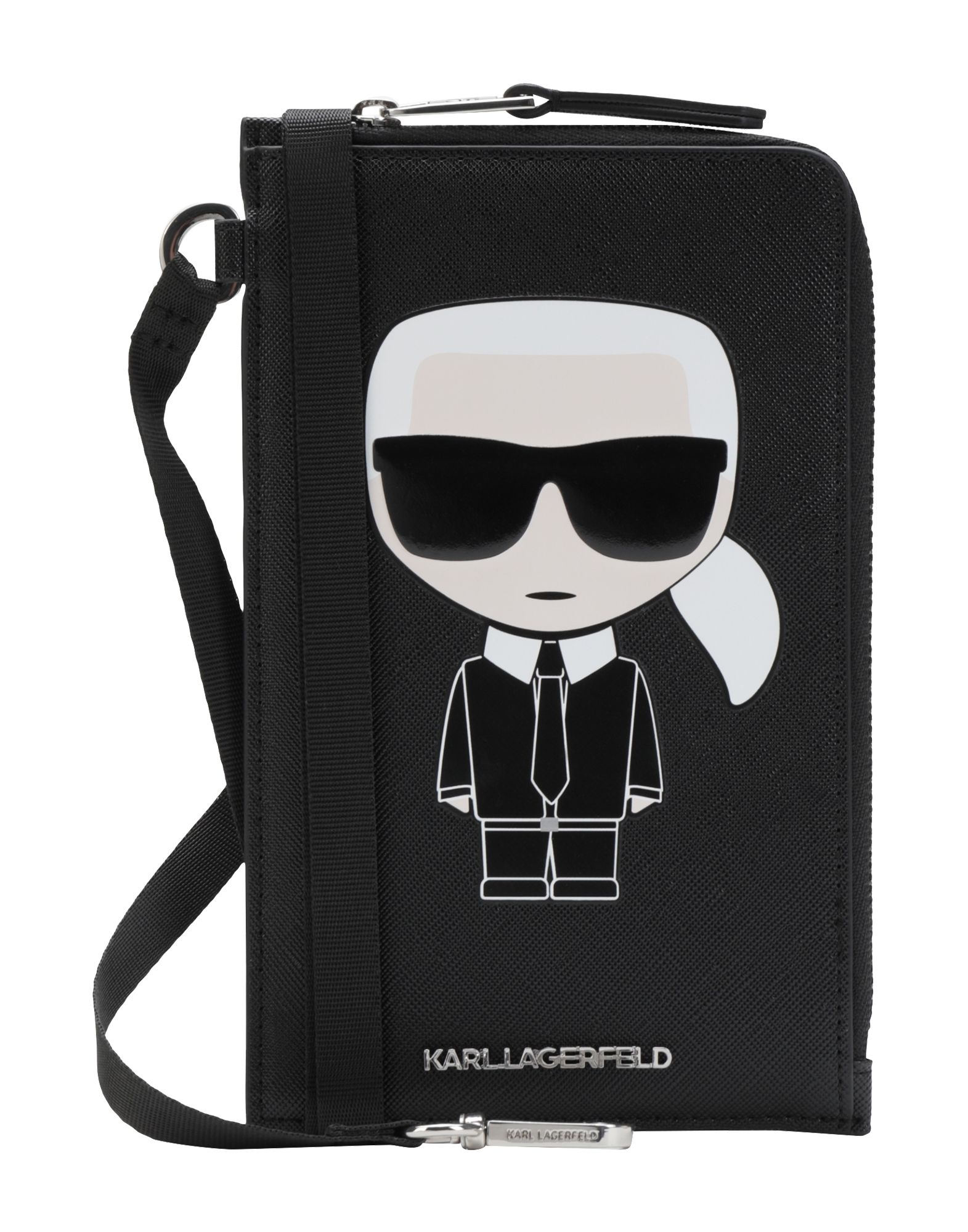Фото - KARL LAGERFELD Чехол чехол deppa air case для apple iphone xr красный