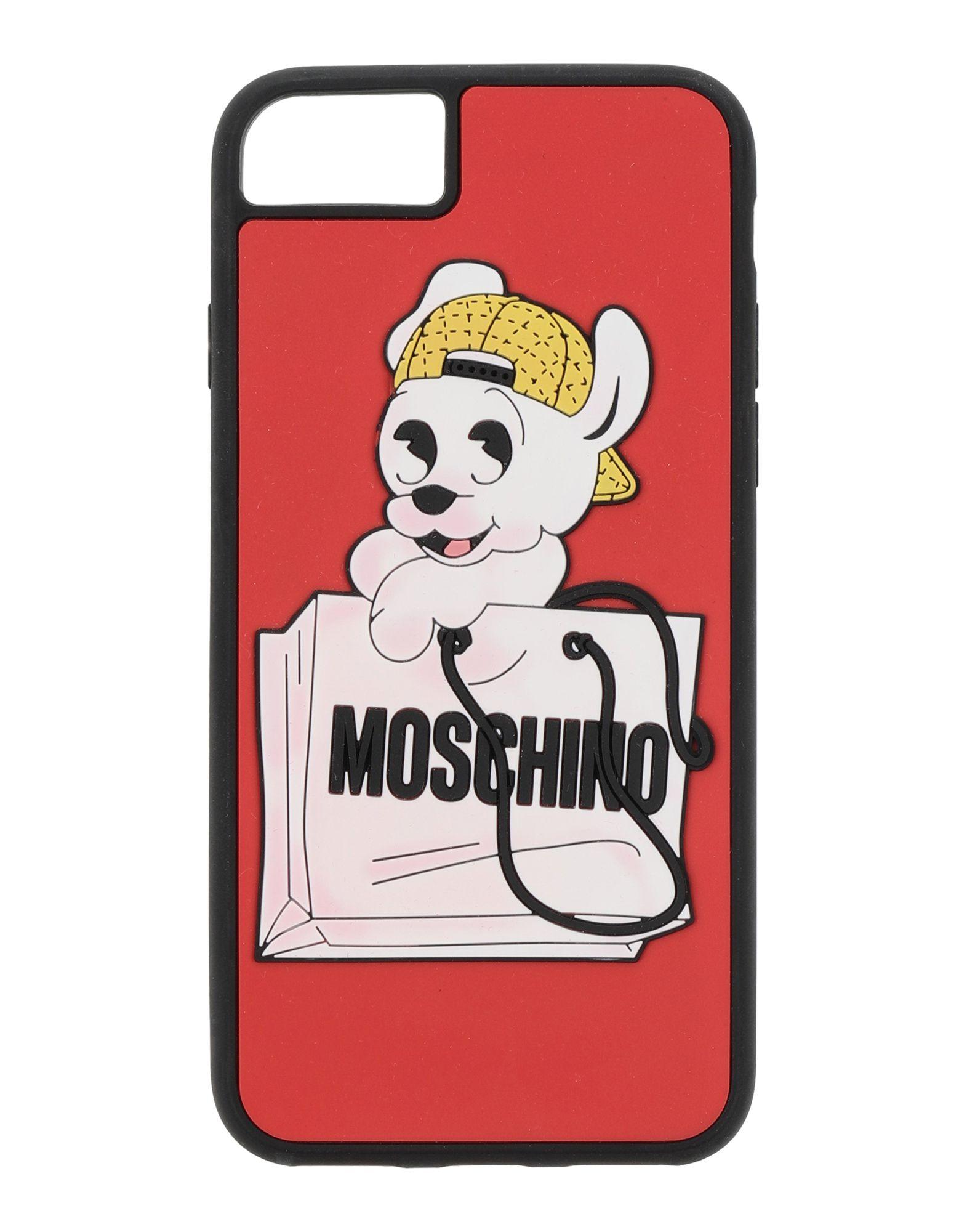Фото - MOSCHINO Чехол чехол для телефона moschino чехол для телефона