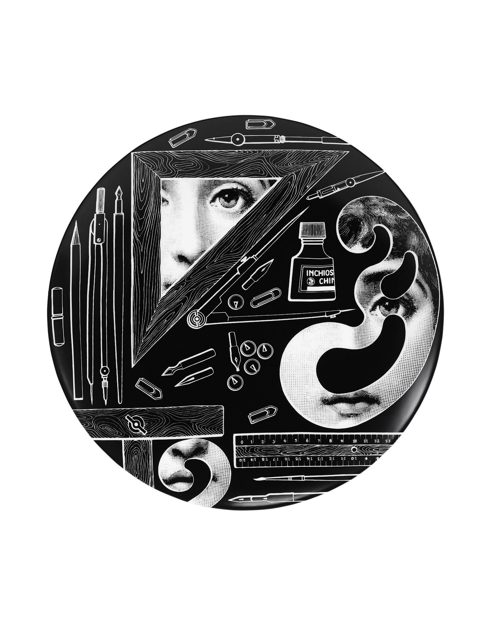 FORNASETTI Декоративная тарелка тарелка декоративная с вашим текстом на пасху