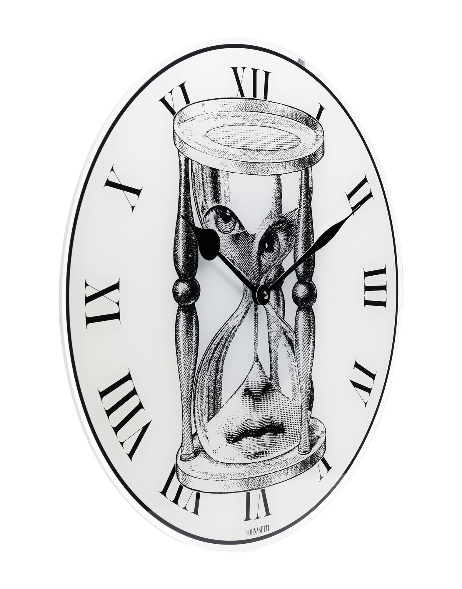 FORNASETTI Настенные часы настенные часы kitch art 4011758