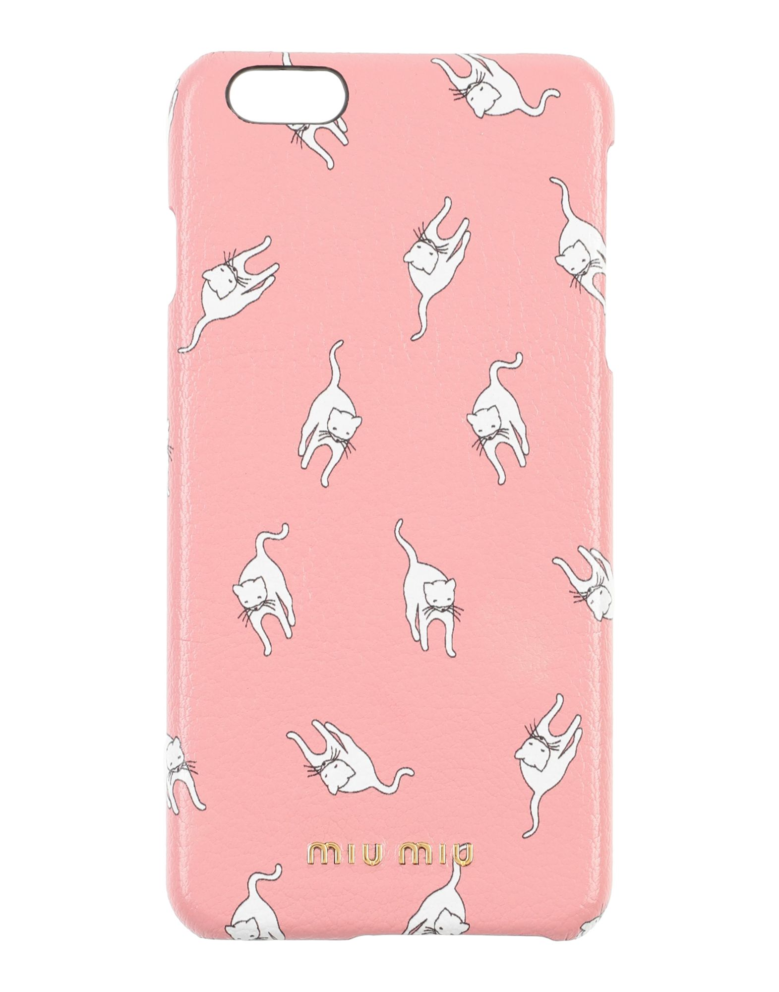 Фото - MIU MIU Чехол чехол накладка для apple iphone 6 6s deppa gel plus case 85213 pink клип кейс полиуретан