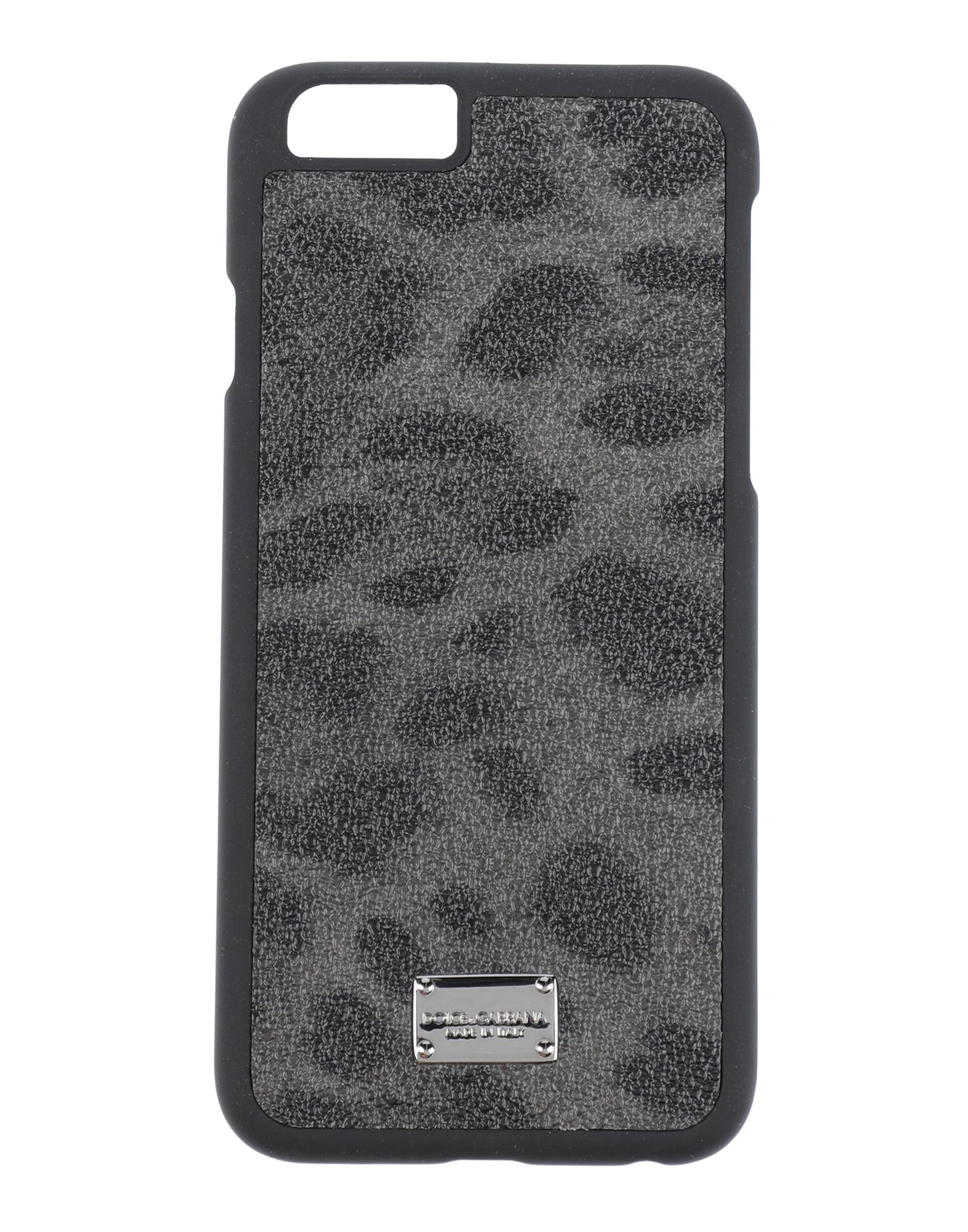 Фото - DOLCE & GABBANA Чехол чехол накладка для apple iphone 6 6s deppa gel plus case 85213 pink клип кейс полиуретан