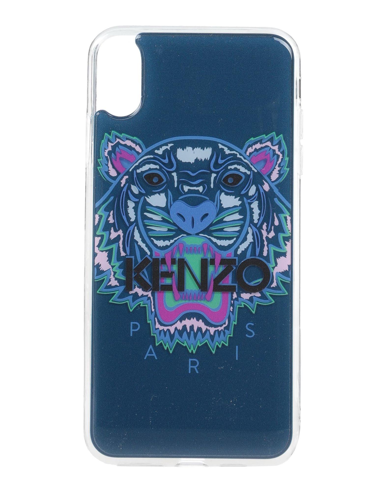Фото - KENZO Чехол чехол для сотового телефона onzo chic iphone xs прозрачный серебристый