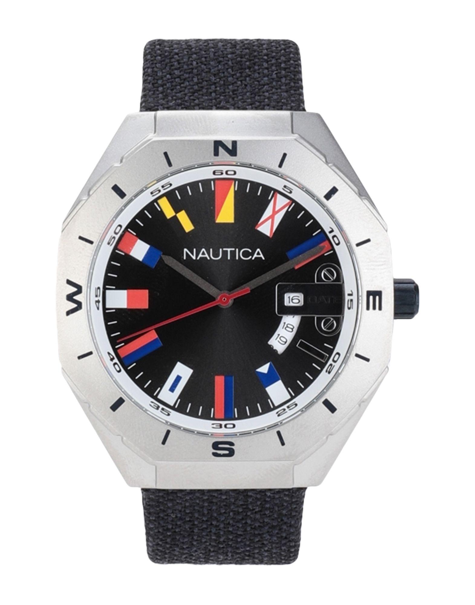 Фото - NAUTICA Наручные часы наручные часы nautica napadr004