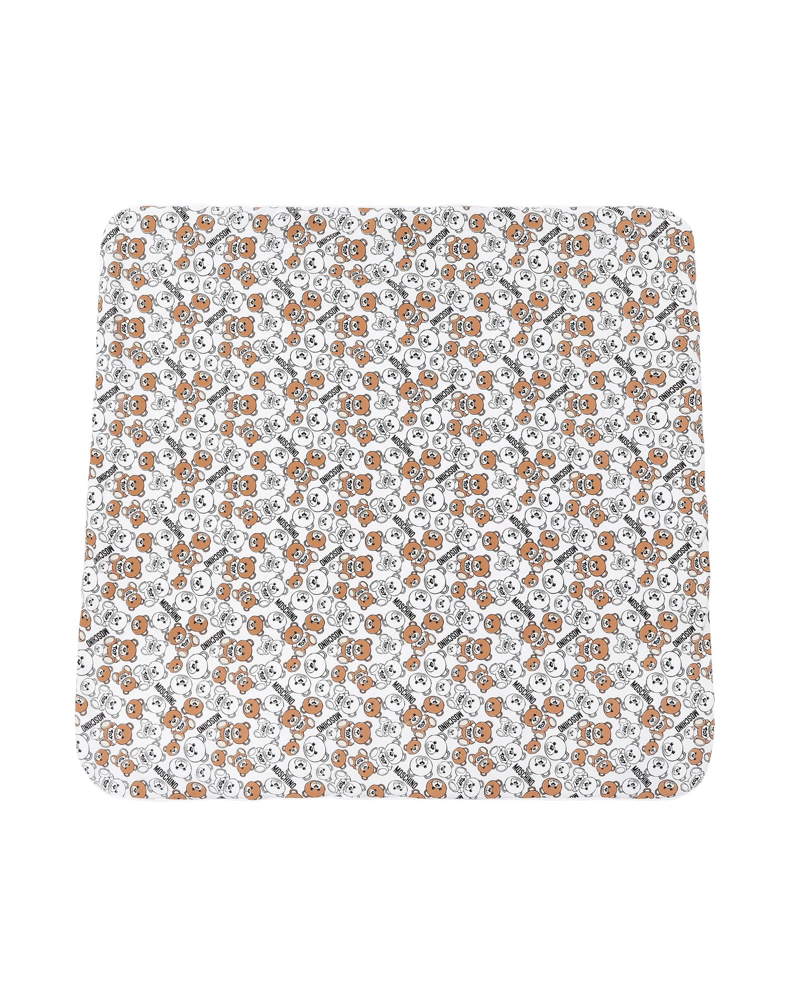 MOSCHINO Одеяльце для младенцев mori одеяльце для младенцев