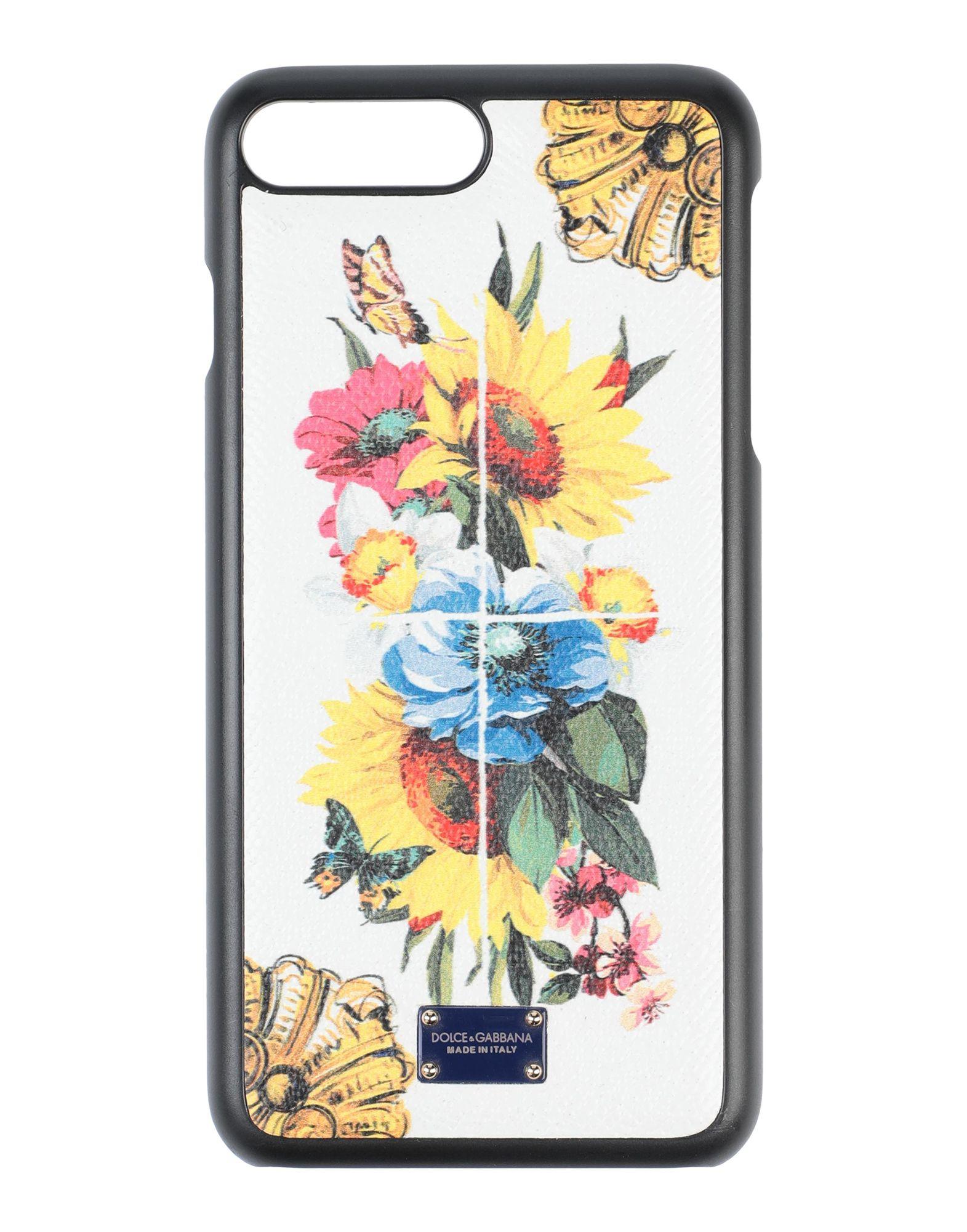 Фото - DOLCE & GABBANA Чехол кейс для назначение apple iphone 8 iphone 8 plus кейс для iphone 5 iphone 6 iphone 6 plus iphone 7 plus iphone 7 со стендом с окошком флип