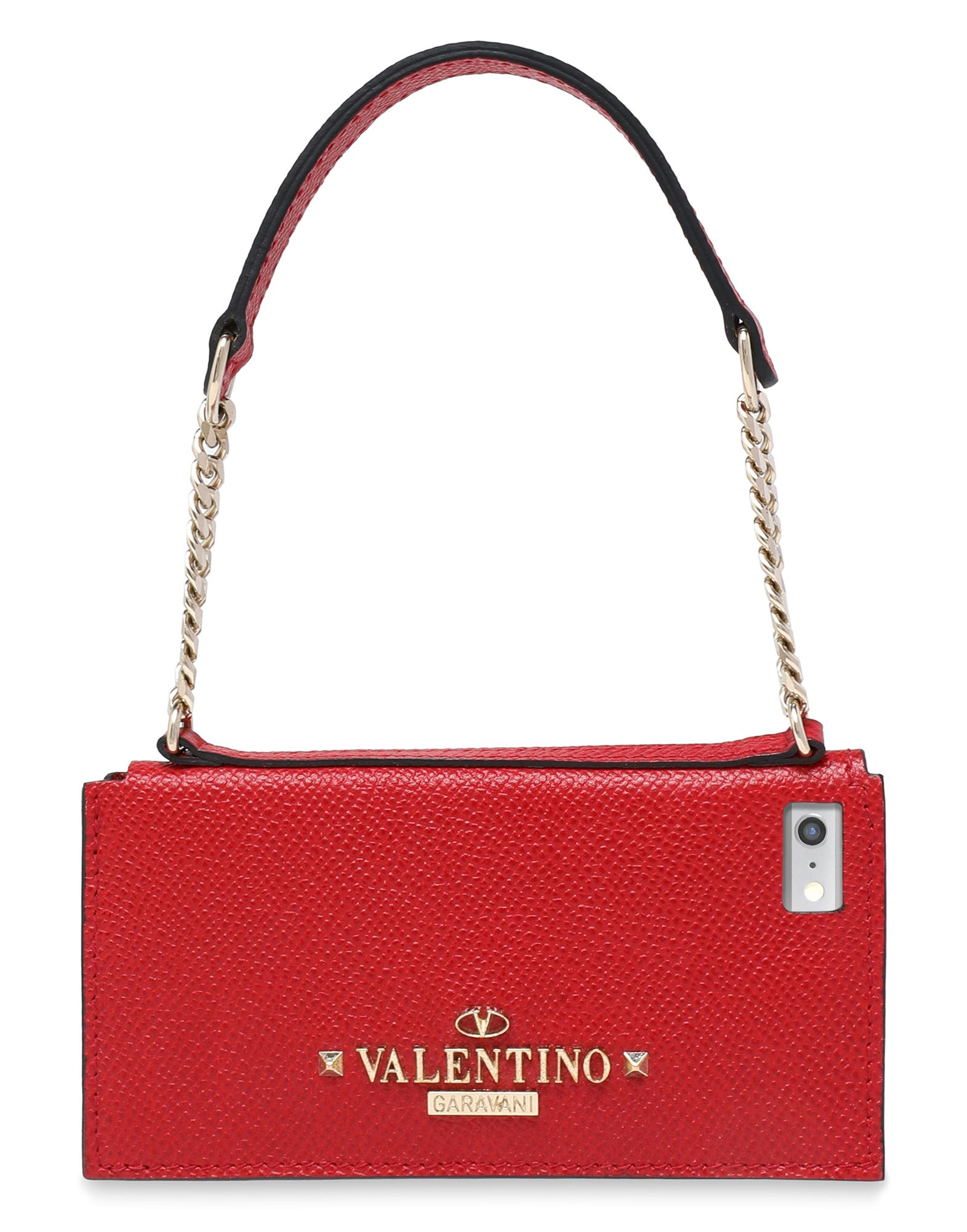 Фото - VALENTINO GARAVANI Чехол red valentino черный джемпер в полоску