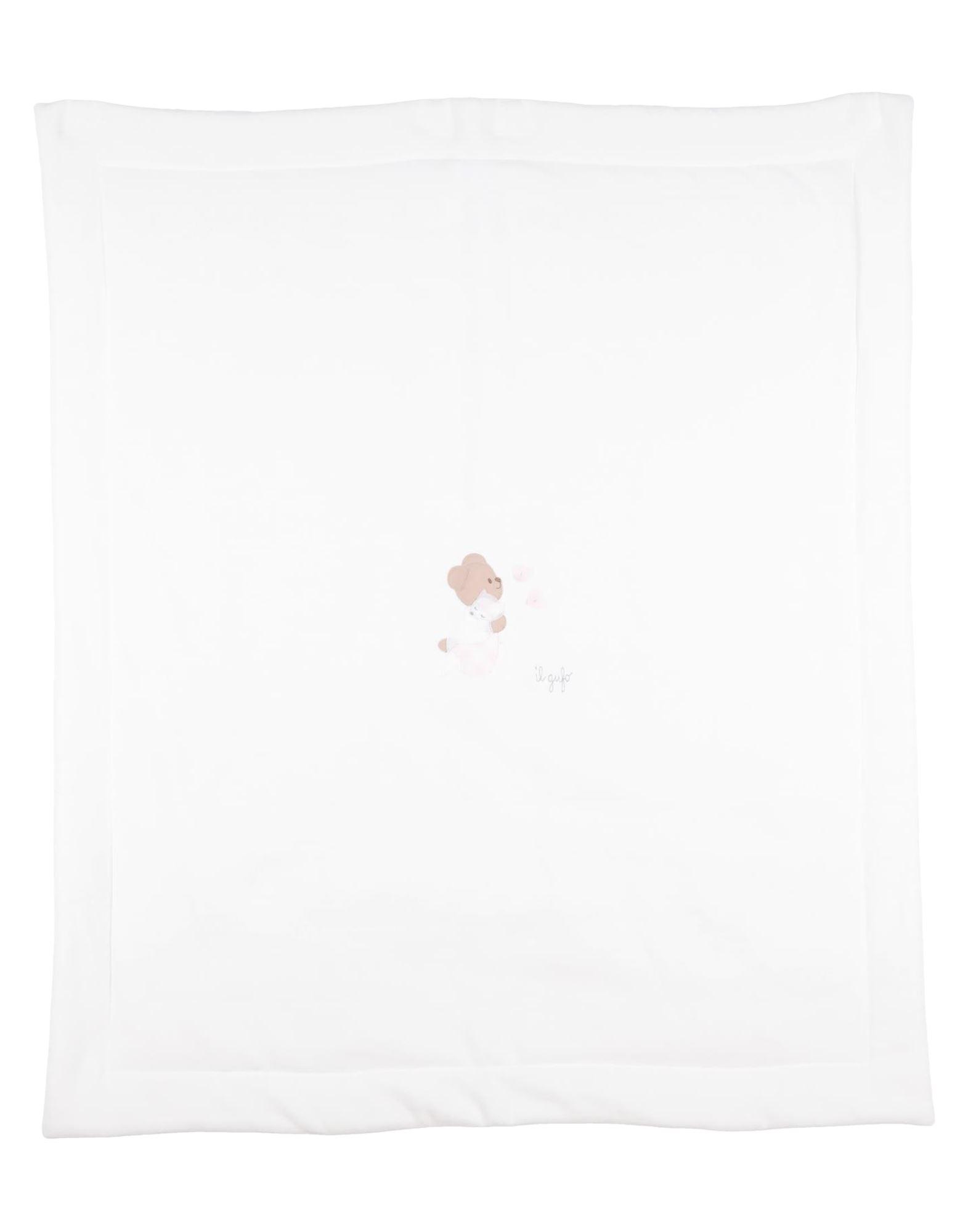 IL GUFO Одеяльце для младенцев комплект одежды il gufo размер 110 белый