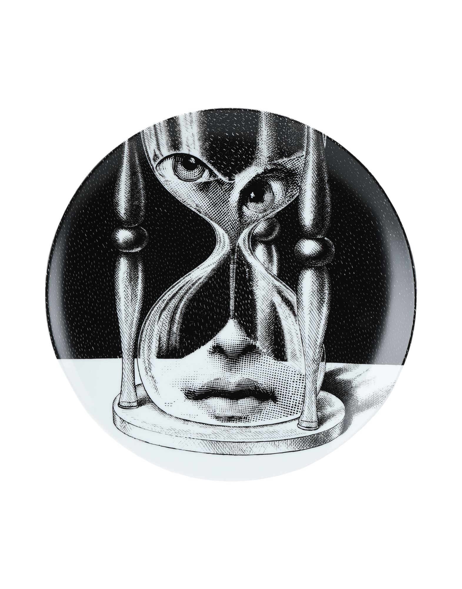 FORNASETTI Декоративная тарелка
