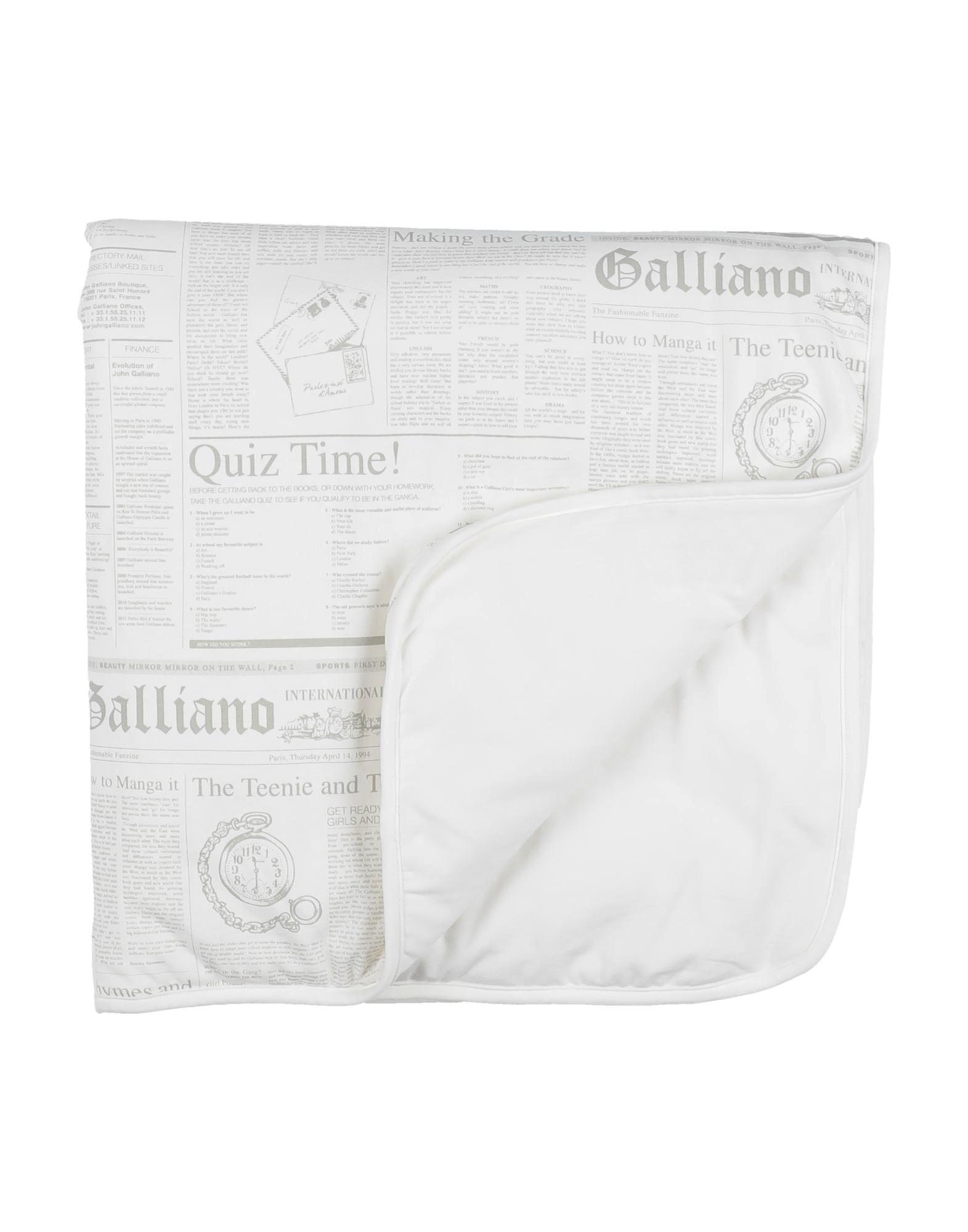 JOHN GALLIANO Одеяльце для младенцев john galliano kids футболка