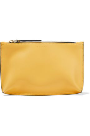 MARNI Leather cosmetics case