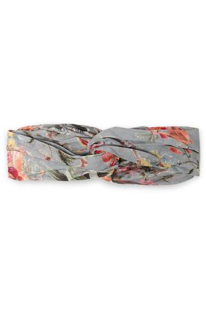 ZIMMERMANN Printed cotton turban
