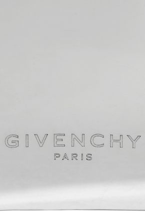 GIVENCHY Mirrored silver-tone headband