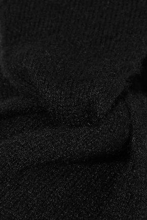 MADELEINE THOMPSON Julie twisted wool and cashmere-blend headband