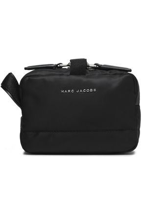 Leather Trimmed Shell Cosmetics Case by Marc Jacobs