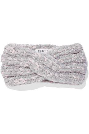 EUGENIA KIM Lula marled metallic wool-blend headband