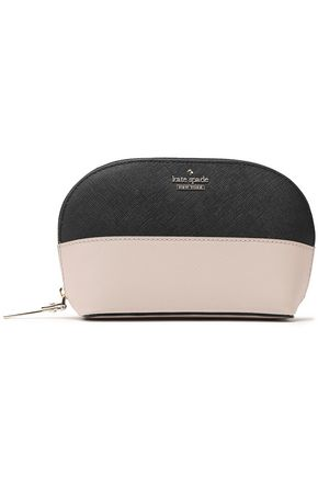 KATE SPADE New York Coated leather cosmetics case