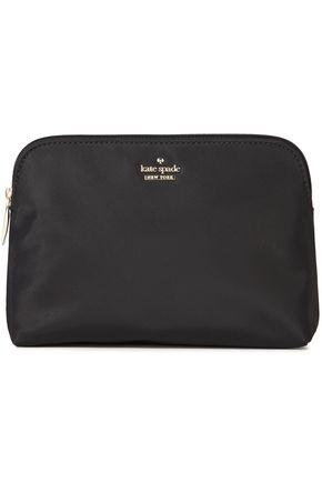 """KATE SPADE New York حقيبة مستحضرات تجميل """"واتسون لاين برايلي"""" من قماش مقاوم للماء"""