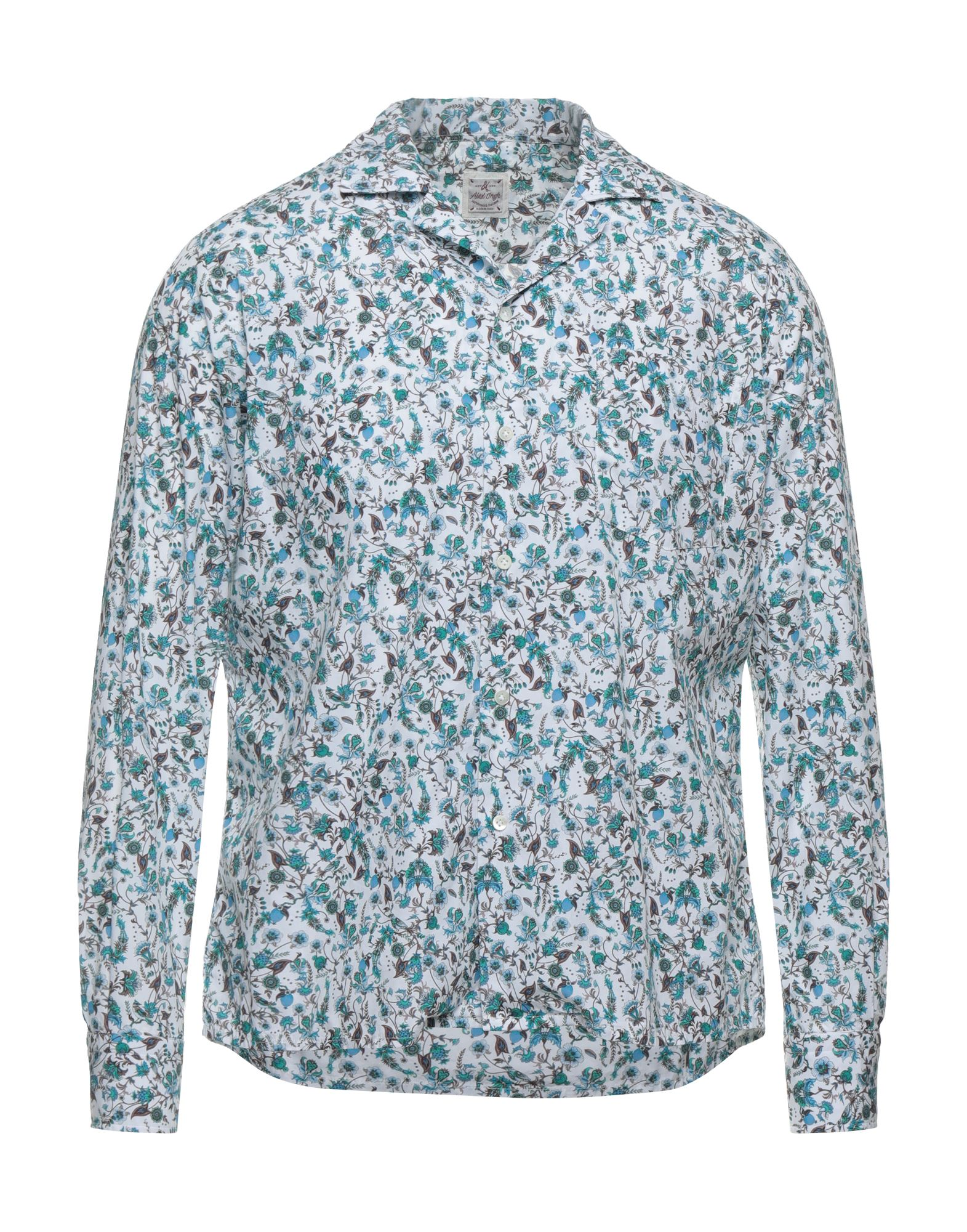 Alex Ingh Shirts In White