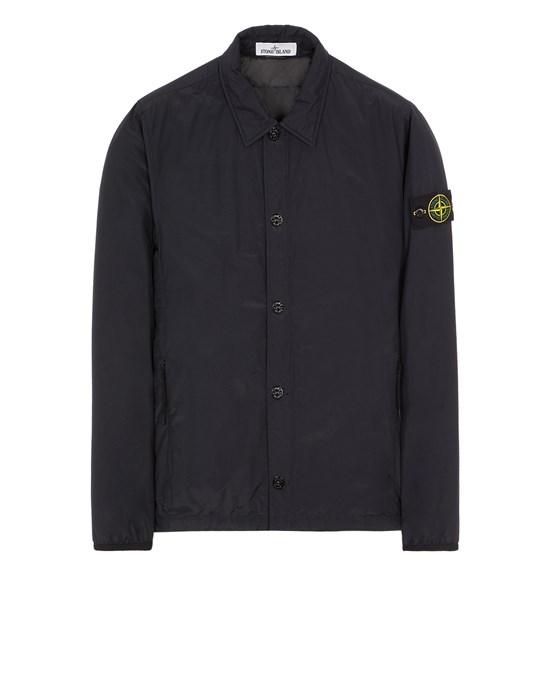 Over Shirt Man 11525 O-COTTON/R-NYLON TELA WITH PRIMALOFT® INSULATION TECHNOLOGY Front STONE ISLAND