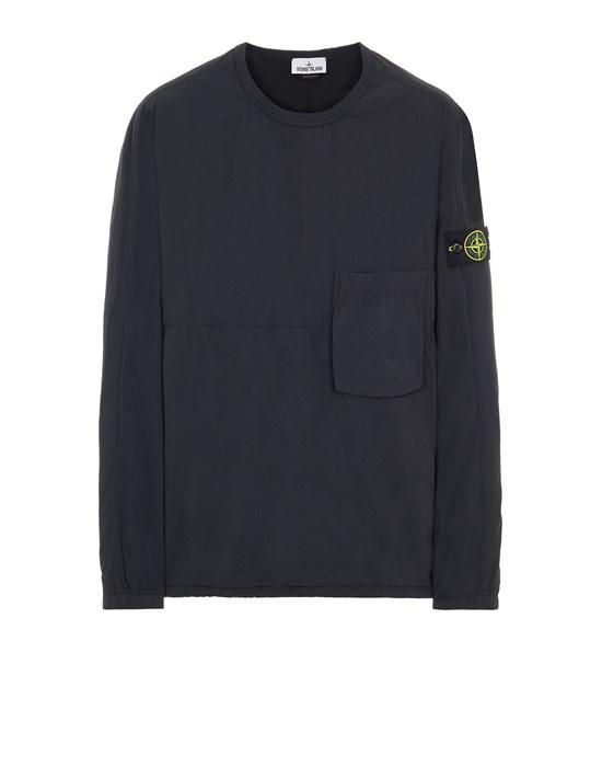 STONE ISLAND 10303 NASLAN LIGHT Over Shirt Man Black