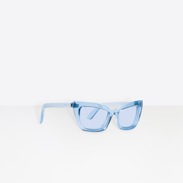 Rectangular Fashion Show Sunglasses