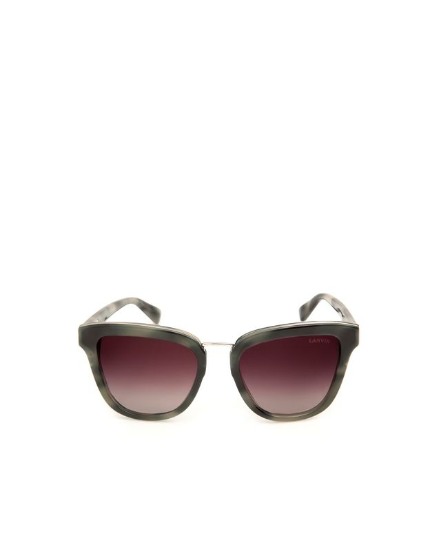LANVIN SQUARE SUNGLASSES Sunglasses D r