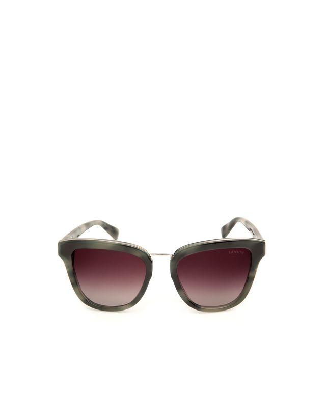 LANVIN SQUARE SUNGLASSES Sunglasses D r
