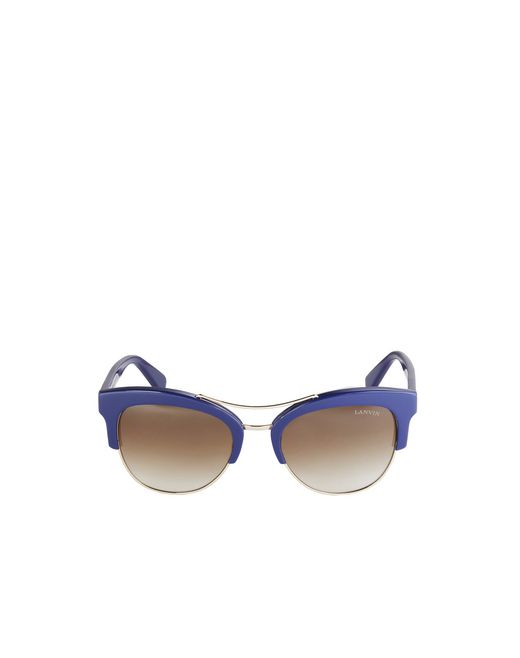 lanvin aviator sunglasses  women
