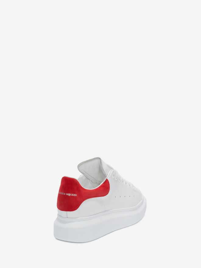 ALEXANDER MCQUEEN Oversized Sneaker OVERSIZED SNEAKER Woman d