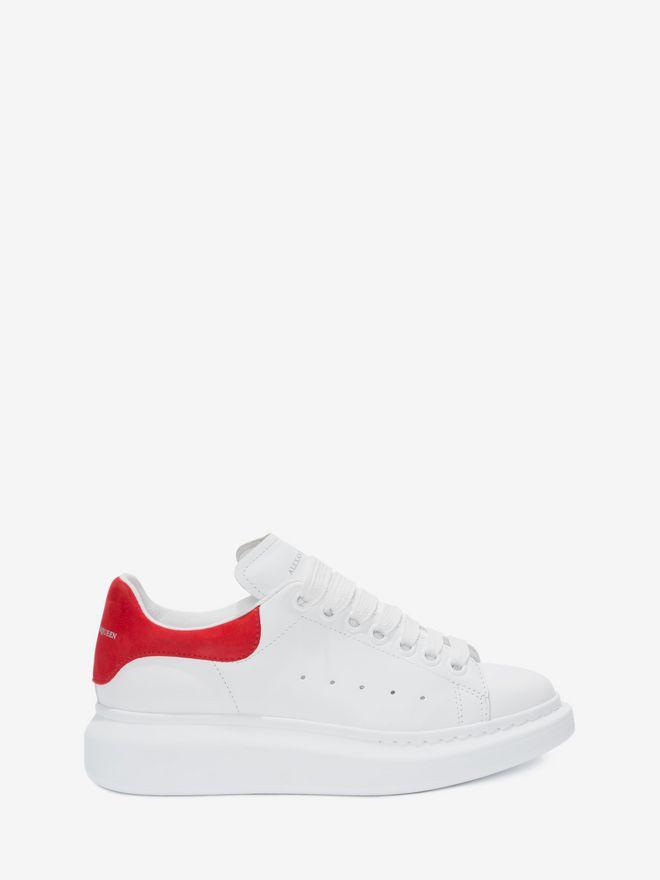 ALEXANDER MCQUEEN Oversized Sneaker OVERSIZED SNEAKER Woman f