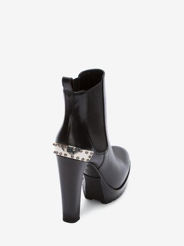 ALEXANDER MCQUEEN Mod Boot CHELSEA BOOT Woman d