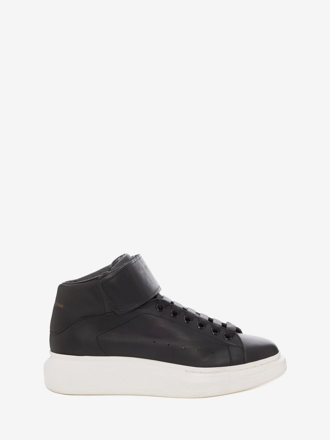ALEXANDER MCQUEEN High Top Oversized Sneaker HIGH TOP OVERSIZED SNEAKER Man f