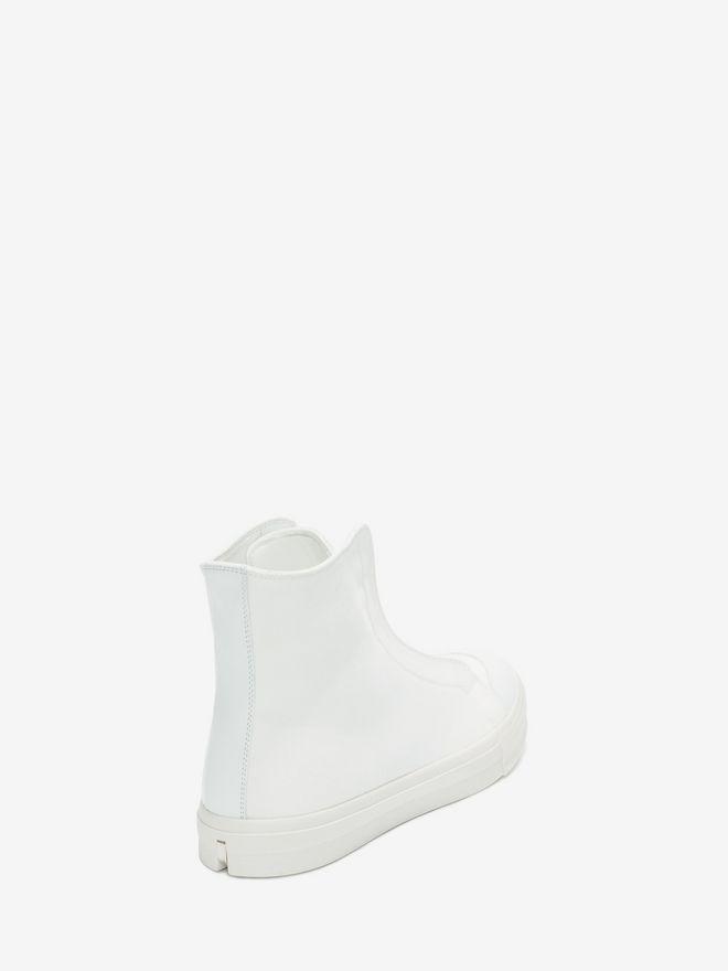 ALEXANDER MCQUEEN High Top Lace Up Sneaker Sneakers Man d