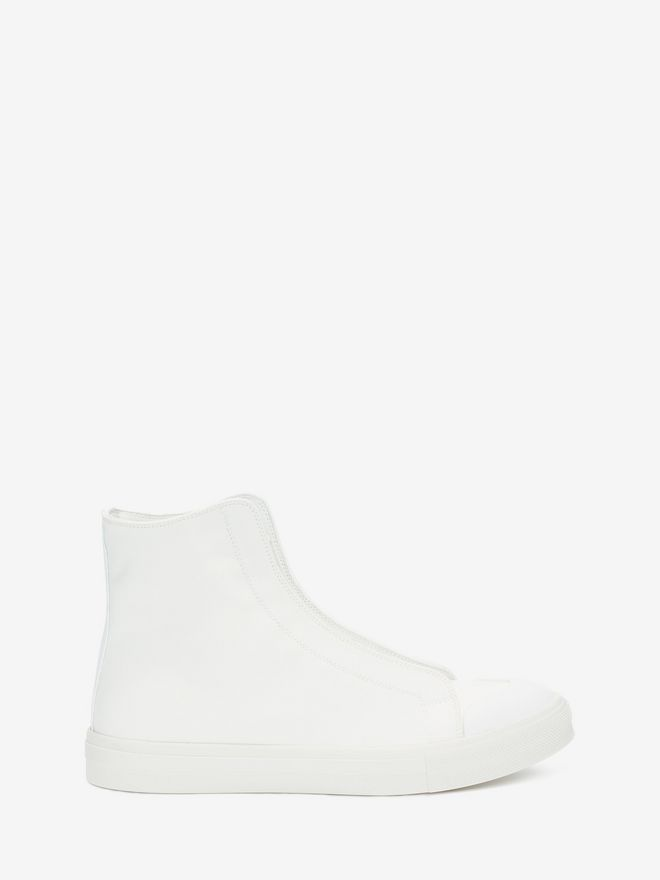 ALEXANDER MCQUEEN High Top Lace Up Sneaker Sneakers Man f