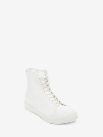 ALEXANDER MCQUEEN High Top Lace Up Sneaker Sneakers Man r
